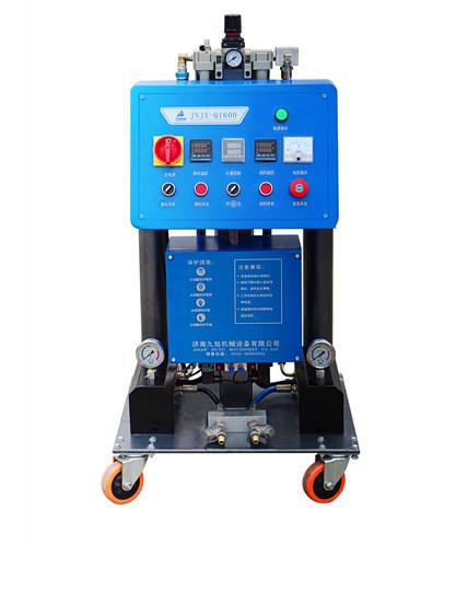 聚氨酯发泡设备_JNJX-Q1600型
