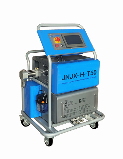 聚脲喷涂设备_JNJX-T50型